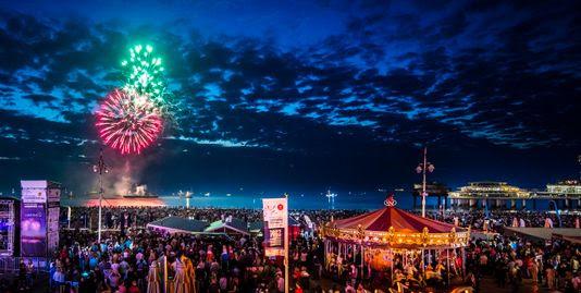 Vuurwerkfestival 2017 Scheveningen