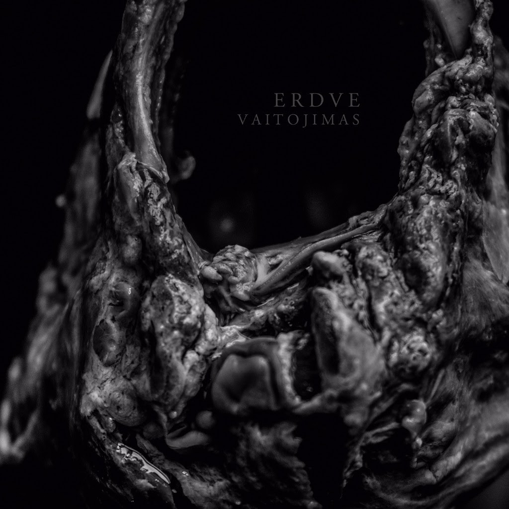 ERDVE album cover