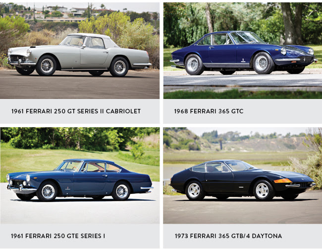 View more about the 1962 Ferrari 250 GT SWB Berlinetta Speciale