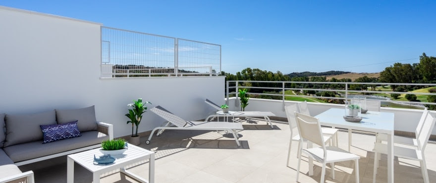 Green Golf townhouses from 280.000€