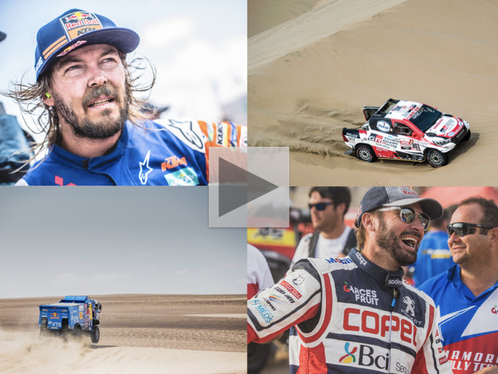 2019 Dakar enters final straight with everything still on the line