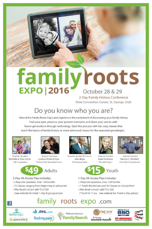 family history conference