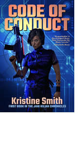 Code of Conduct by Kristine Smith