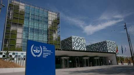 La sede de la Corte Penal Internacional (CPI) en La Haya (Países Bajos).