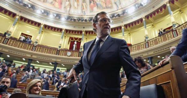 Ισπανία: Ο Μαριάνο Ραχόι ορκίστηκε πρωθυπουργός