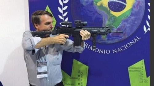 Brazilian President Tells Supporters