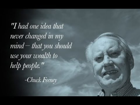 Image result for chuck feeney