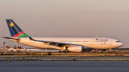 A330-900neo Air Namibia V5-ANO | Is due: Nov/Dec 2019