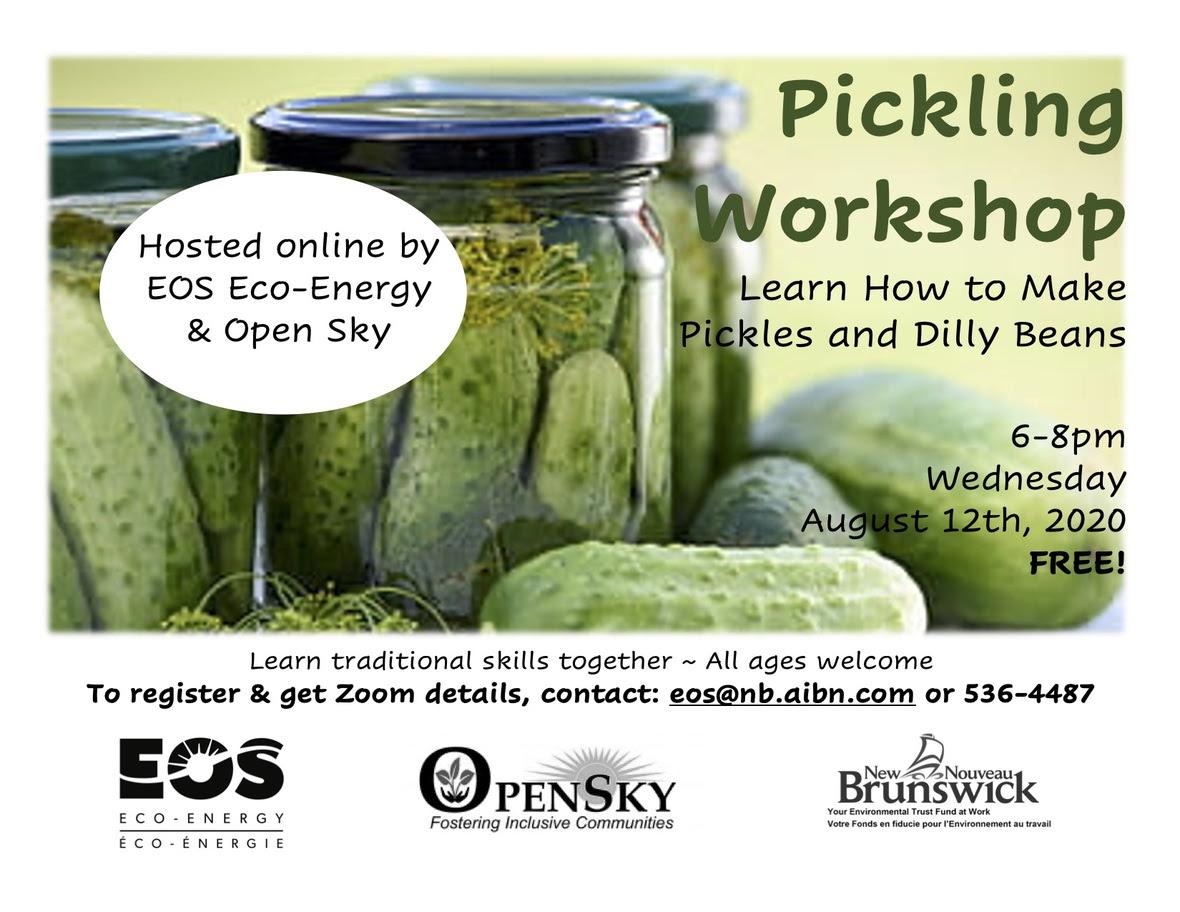 Pickling Workshop