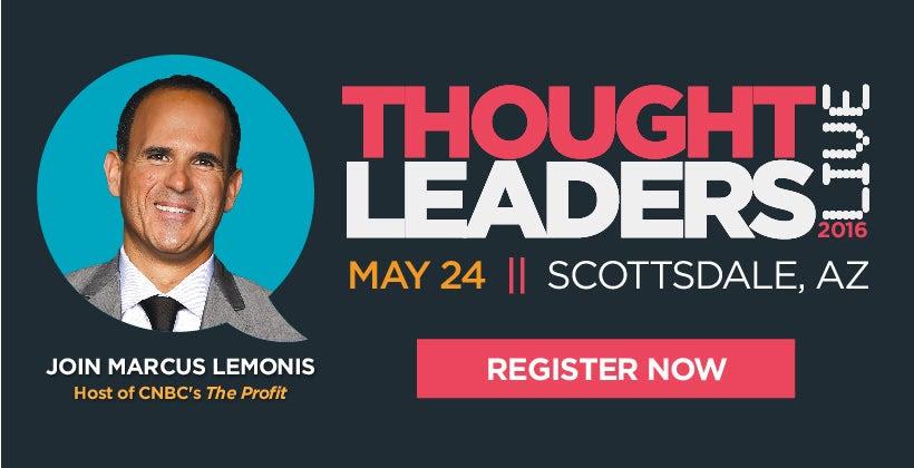 Entrepreneur Live in Arizona May 24