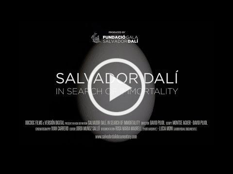 Salvador Dalí: In Search of Immortality | International Trailer