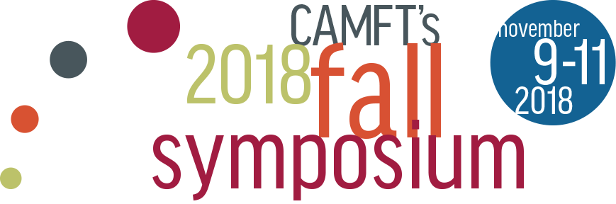 CAMFT's 2018 Fall Symposium - November 9-11, 2018