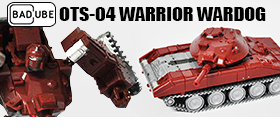 OTS-04 WARRIOR WARDOG