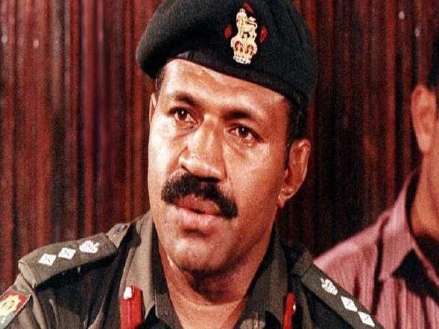 Sitiveni Rabuka- Former PM of Fiji (1992-1999)