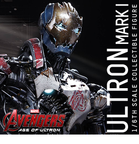 AVENGERS AGE OF ULTRON MOVIE MASTERPIECE ULTRON MARK I