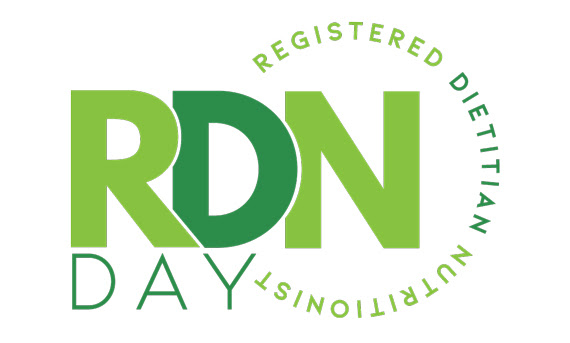 Happy Registered Dietitian Nutritionist Day!
