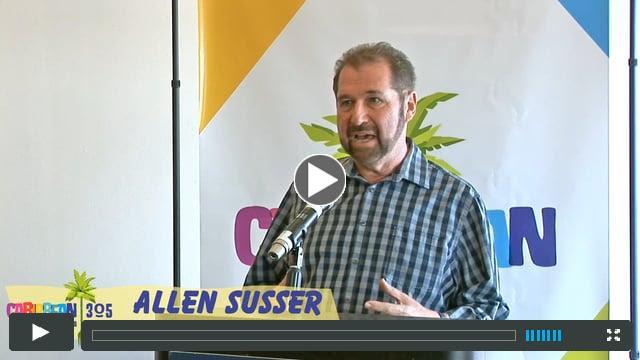 Allen Susser on Caribbean305