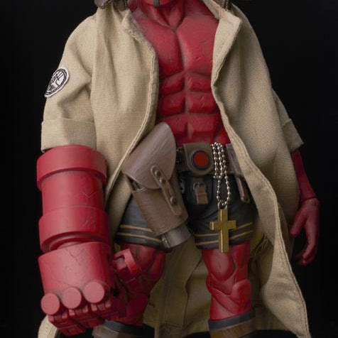 Image of Hellboy 1/12 Scale Action Figure - MAY 2019