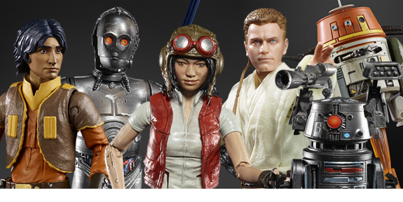 STAR WARS: THE BLACK SERIES WAVE 32