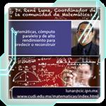 Matemáticas, cómputo paralelo y de alto rendimiento para predecir o reconstruir