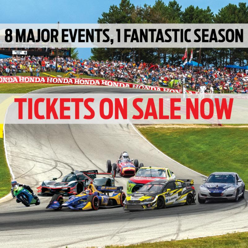 Mid-Ohio Sports Car Course Named A Stop On Ohio.org Road