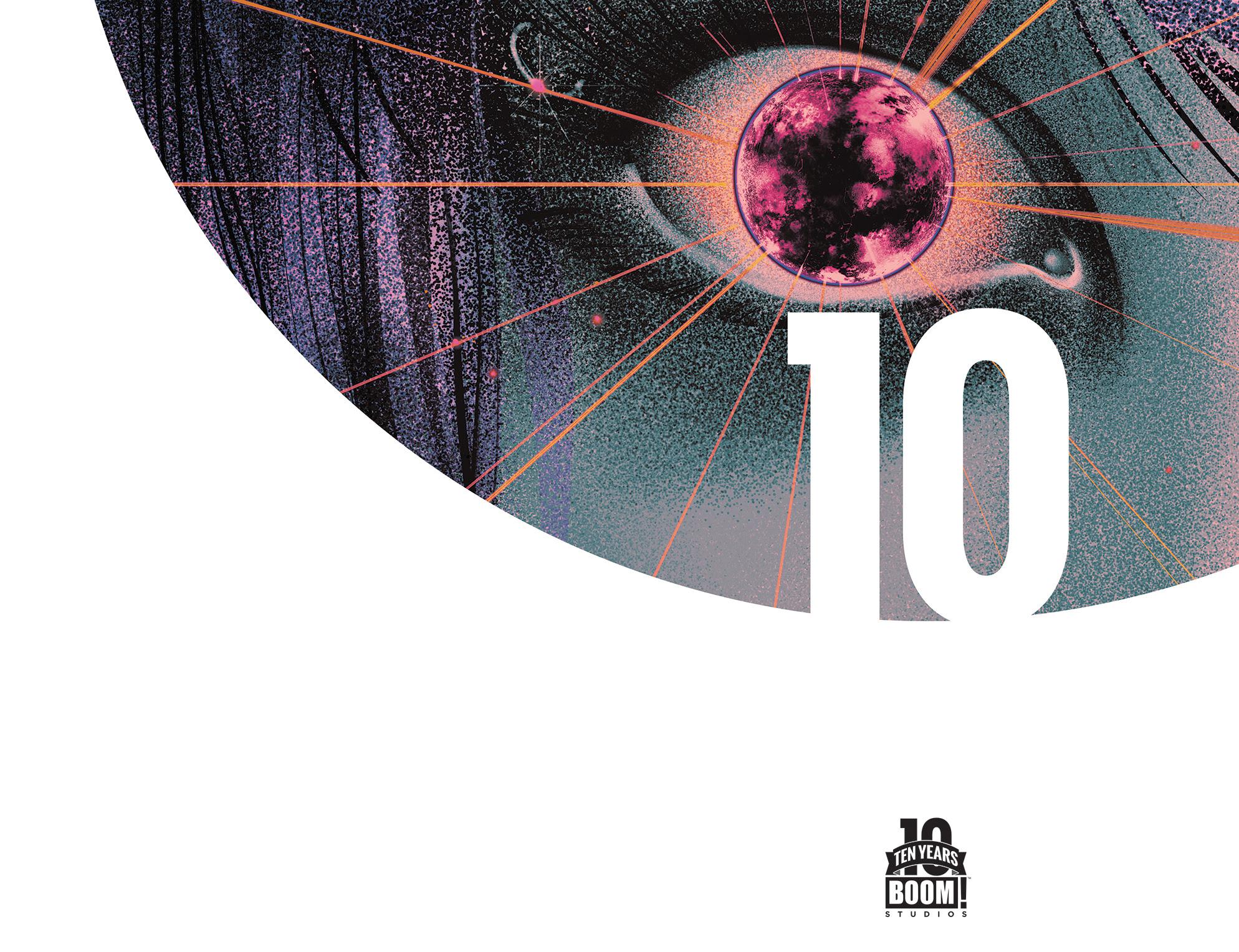 Broken World #1 10 Years Cover