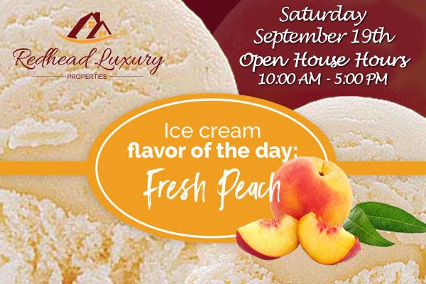 Peach Party Banner