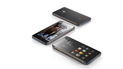#MWC15:  Smartphone ultrarobusto y ultraseguro 4G LTE Hisense King Kong
