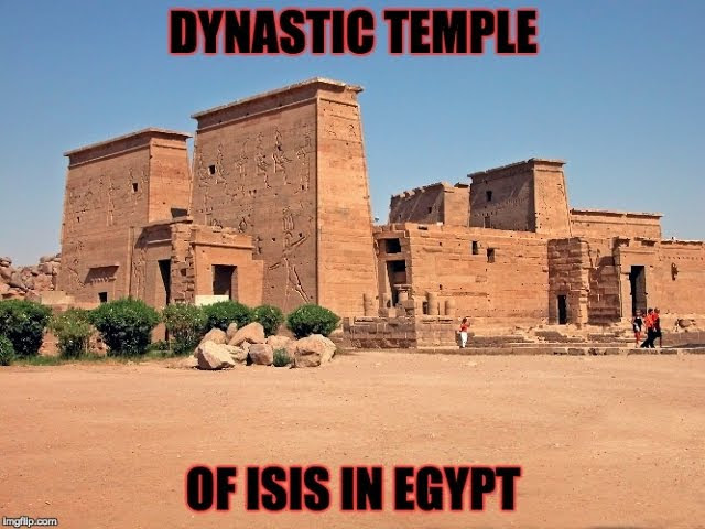 Dynastic Temple Of Isis In Egypt  Sddefault