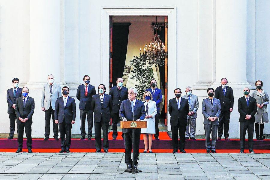 Nuevos ministros: los desafíos y sus primeras gestiones - La Tercera