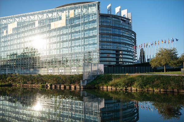 Vista de la sede del Parlamento Europeo. Foto: © European Union 2018 - European Parliament (CC BY-NC-ND 4.0)