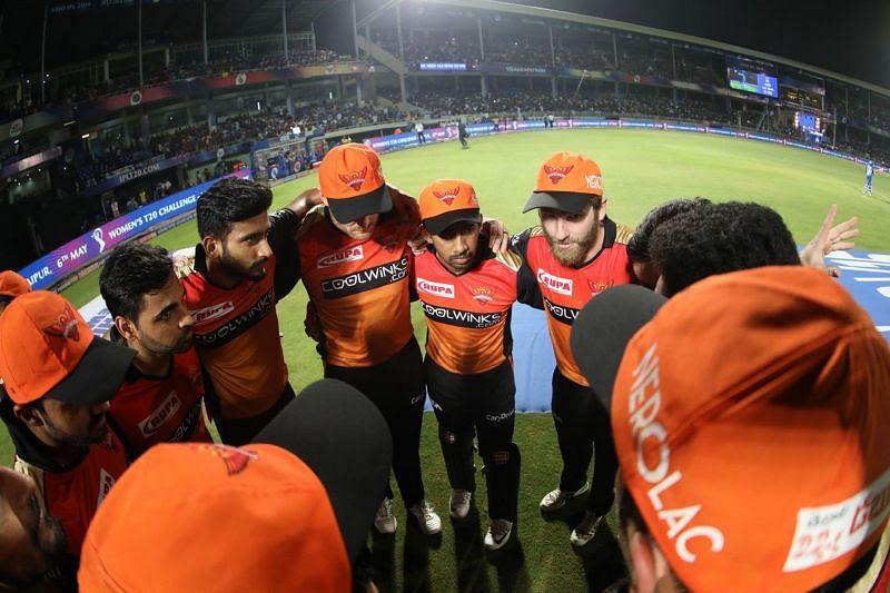 Sunrisers Hyderabad won the IPL in 2016