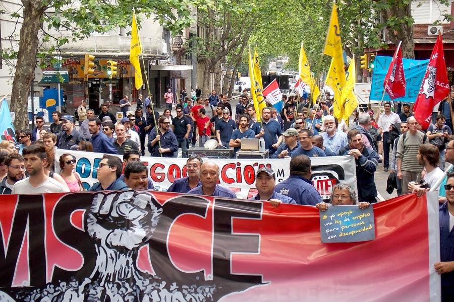 Martes paran los trabajadores de entes públicos y le hablarán al gobierno