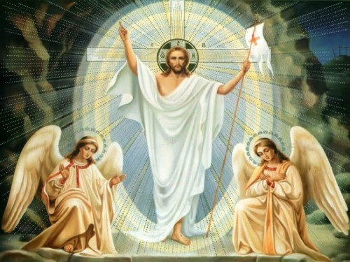 Znalezione obrazy dla zapytania Panie Jezu dziękujemy Tobie, że Zmartwychwstałeś
