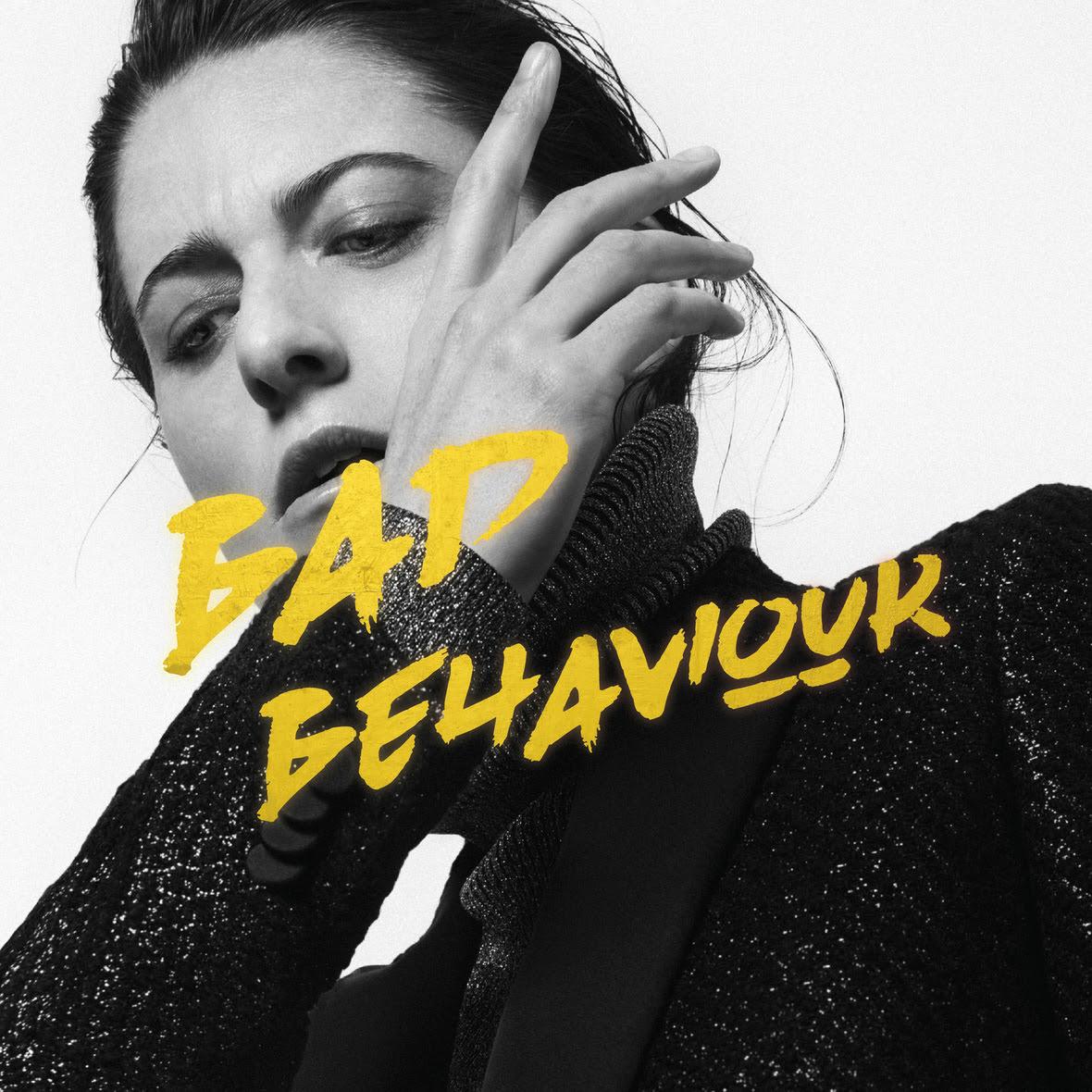 Kat Frankie - Bad Behaviour - Cover