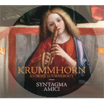 Krummhorn / Storto / Tournebout - Syntagma Amici - Musik - RICERCAR - 5400439001466 - 3/4-2020