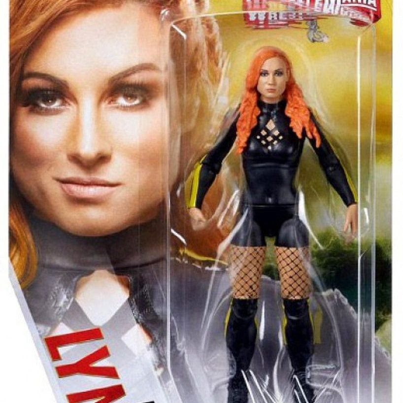 Image of WWE Wrestlemania Basic Action Figure Series - Becky Lynch (Wrestlemania 35)