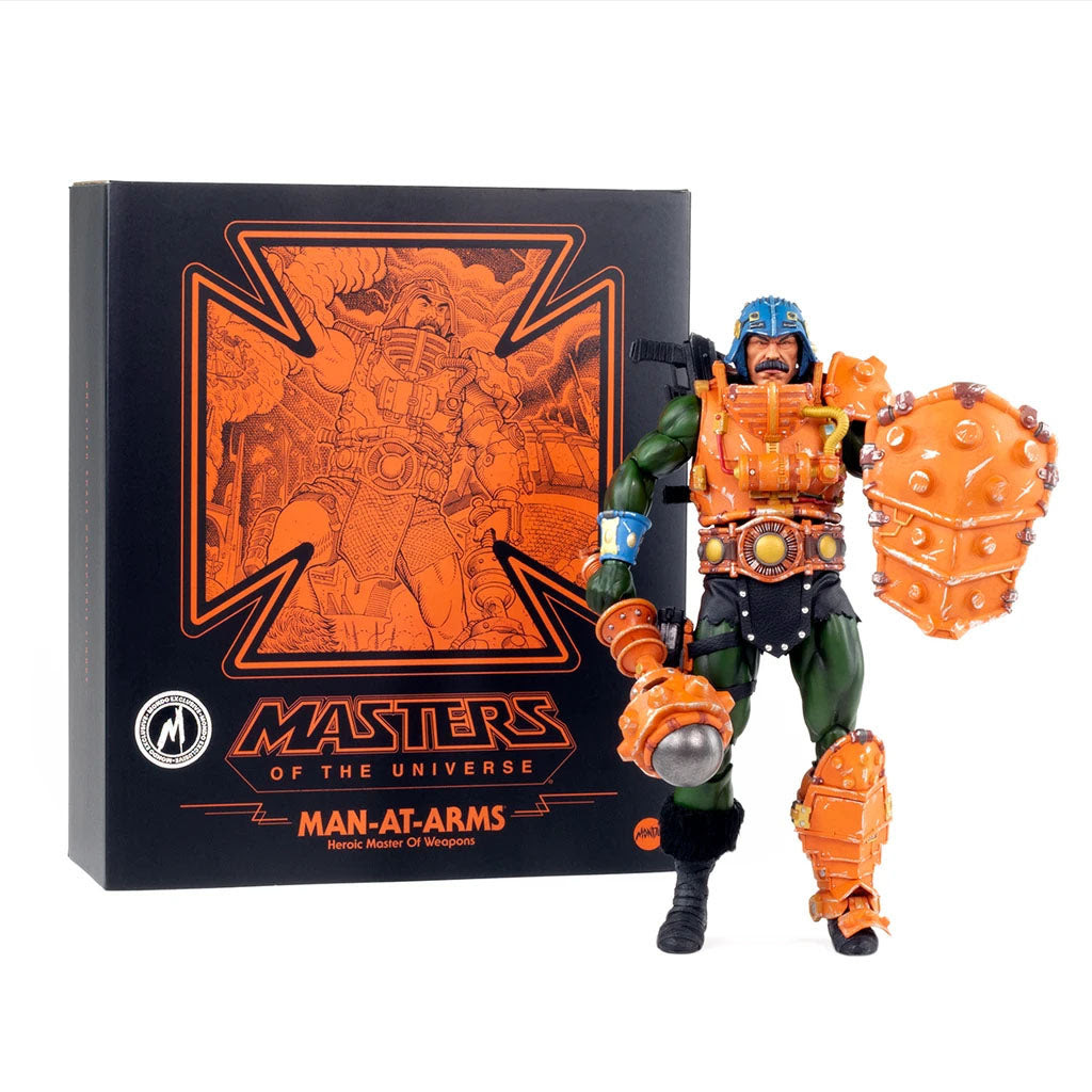 Image of Masters Of The Universe – Man-At-Arms 1/6 Scale Figure- AUGUST 2020