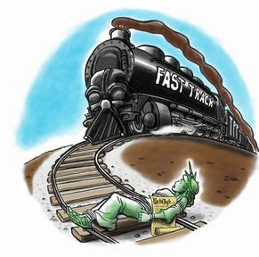 Fast Track vs Lady Liberty