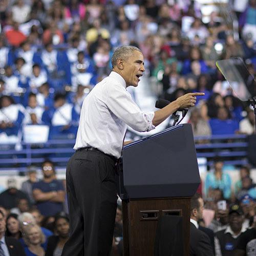 Barack Obama on voting rights: