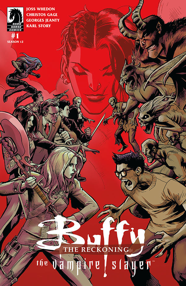 Buffy the Vampire Slayer_ The Reckoning by Karl Moline