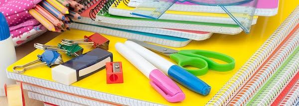 School supplies link