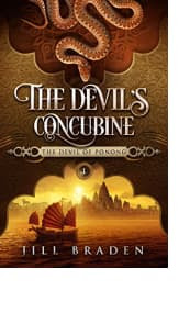 The Devil's Concubine by Jill Braden