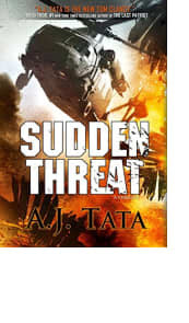 Sudden Threat by A.J. Tata