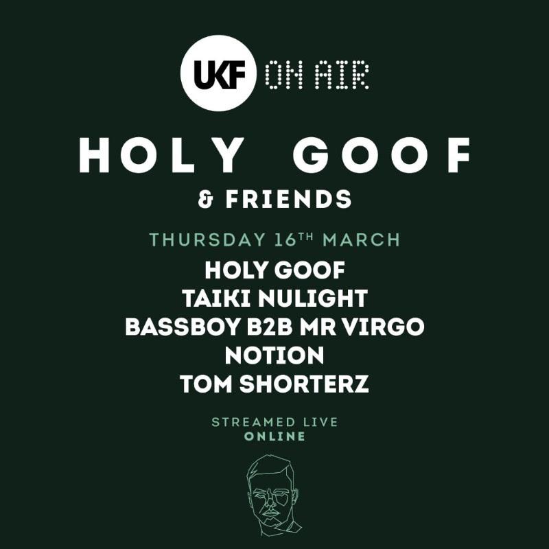 HOLY GOOF