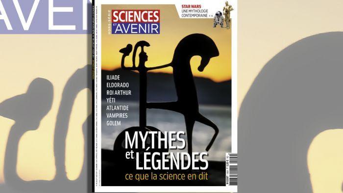 La couverture de Sciences et Avenir hors-série 190