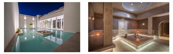 Une image contenant intérieur, mur, bâtiment, plancher  Description générée automatiquement