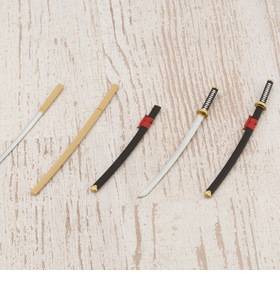 M.S.G. Modeling Support Goods Weapon Unit 47 Japanese Sword (Ver. 2)
