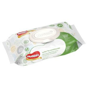 Baby On The Move Essentials Huggies natural care wipes