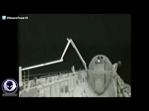NASA Spooked During UFO Sighting At Space Shuttle 4/30/16  Hqdefault